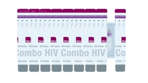 Sinh phẩm HIV Ag/Ab Combo có thể phát hiện HIV sớm từ 21 ngày kể từ khi phơi nhiễm